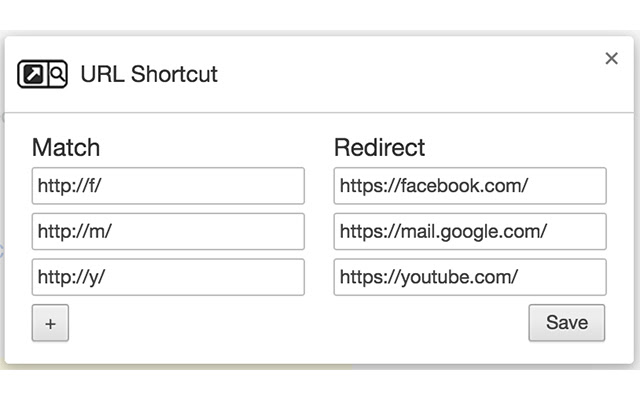URL Shortcut