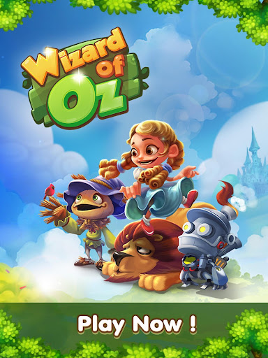 Oz - Best Match 3 Puzzle Game