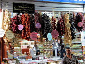 Photo: Day 104 - More Dried Fruits  in the Egyptian Spice Bazaar #2
