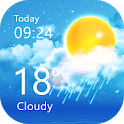 Weather forecast - Weather & Weather radar icon