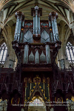Photo: Exeter Cathedral organ - view from Sanctuary. Captured @ Exeter, Devon, England, United Kingdom