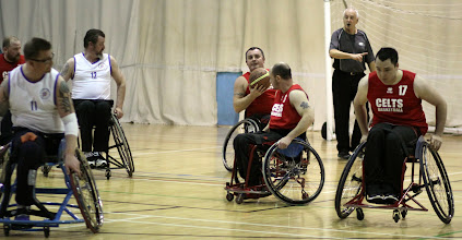 Photo: Photo taken during match between CELTS 2 and Harriers 1 on Sunday 25 January 2015 at Talybont Sports Centre, Cardiff Uni