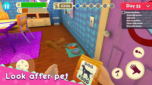 Mother Simulator: Family Life apkpoly screenshots 15