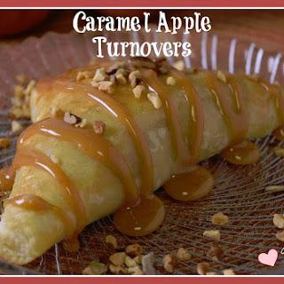 Caramel Apple Turnovers