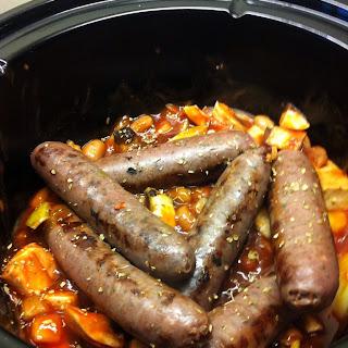 Venison Sausage Crock Pot Recipes.