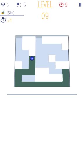 Mazze: A Maze Tile Painting Adventure screenshot 6