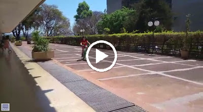 Video: Andar sem rodinhas e o mundo que se desacortina