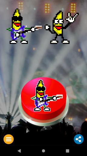 Rocker Banana Jelly - PBJT Meme Button Prank screenshot 3
