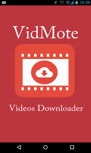 VidMote: Video Downloader