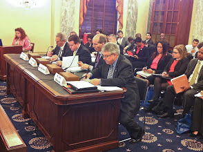 Photo: To read Chris Hurn's full written testimony about the SBA 2013 Budget Request, follow the link below: http://www.504experts.com/news/mercantile-news/official-senate-testimony