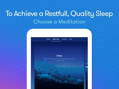 Relax Melodies P: Sleep Sounds Screenshot