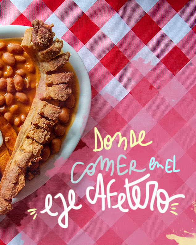 Restaurantes donde comer en el Eje Cafetero