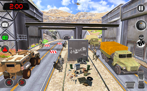 Mountain Truck Simulator: Truck Games 2020 apktram screenshots 3