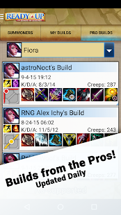 Ready Up for League of Legends - náhled
