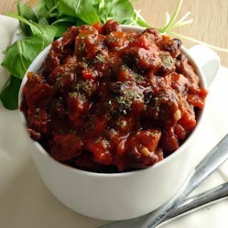Easy 30-Minute Vegan Chili Recipe