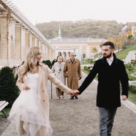 Wedding photographer Oksana Cherep (Ksiypa). Photo of 16.02.2018