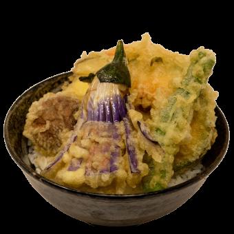 Vegetable Tendon
