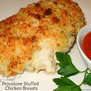 Provolone Chicken Breasts Stuffed Recipes.