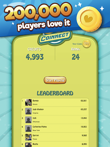 Cool Match Game: Coinnectu2122, Earn Real Rewards android2mod screenshots 8