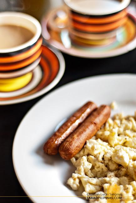 Clock Inn Colombo Breakfast