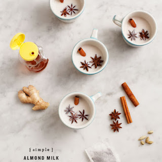 Almond Milk Latte Recipes.