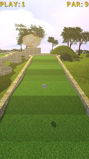 3D Minigolf (Medium) - náhled