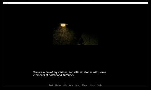 The Vampire Hunter: Your Choices - Your Novel  captures d'écran 2