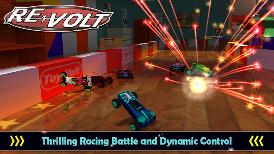 RE-VOLT Classic - 3D Racing Screenshot 10
