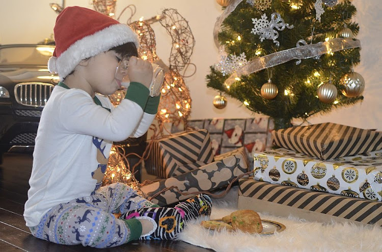 Could you have a one-present Christmas?