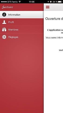 android LoveMeet Screenshot 1