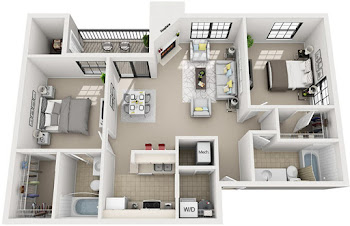 Go to Cimmaron Floorplan page.