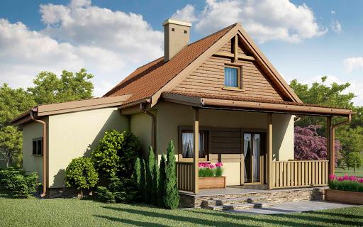 projekt D54 - Olaf wersja drewniana