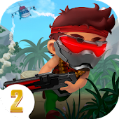 Ramboat 2 - The metal soldier shooting game icon