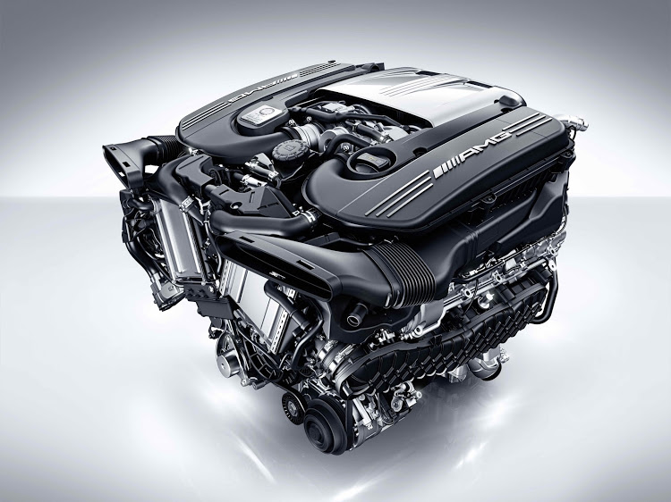 Customer demand will decide how much longer the famous Mercedes-AMG V8 lives for.