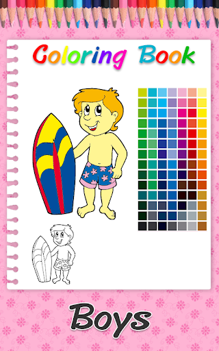 Download coloring book kid paint free for pc Coloring book for me apk