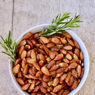 Rosemary Roasted Almonds.