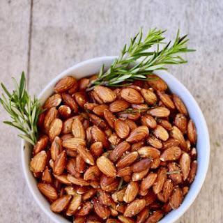 Seasoned Roasted Almonds Recipes.