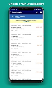 Indian Railway – IRCTC & PNR Status Apk  Download For Android 5
