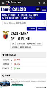 Download Tifo Casertana For PC Windows and Mac apk screenshot 3