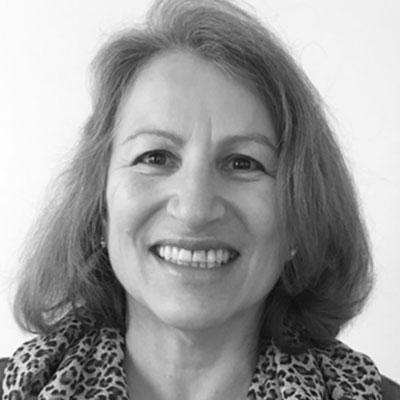 Portrait of Rita Adnams