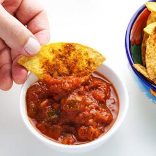 How To Make Homemade Corn Tortilla Chips.