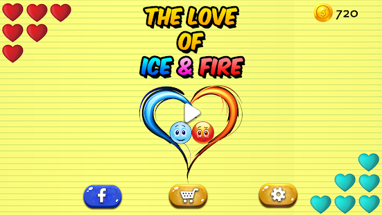 Love Balls: Ice and Fire