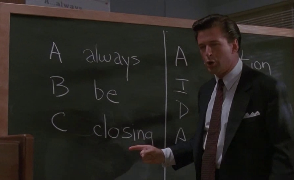 5 sales movies that you need to watch today: Glengarry Glen Ross