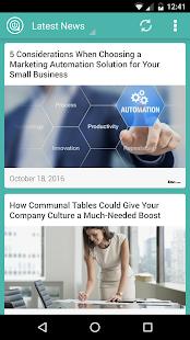 Startup News, Videos, & Social Media - náhled