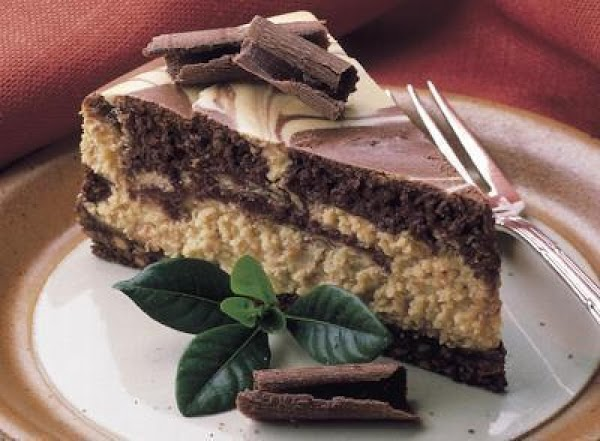 Reese's Marble Cheesecake Recipe