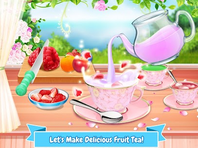 Wedding Tea Party Cooking Game 1