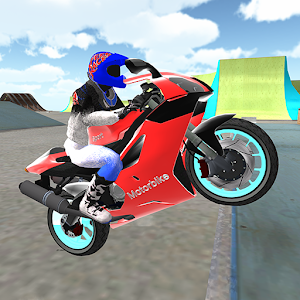 Genuine Motorbike Cop Car Chase
