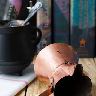 Butterbeer (Butterscotch) Hot Chocolate.