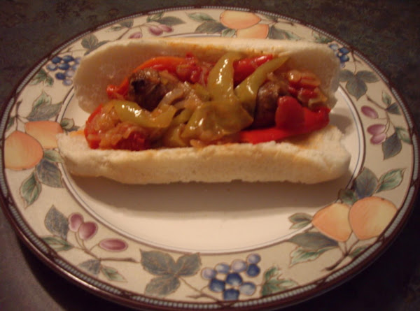 Ciao Bella Sausage And Peppers Recipe