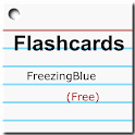 FreezingBlue Flashcards (Free) icon